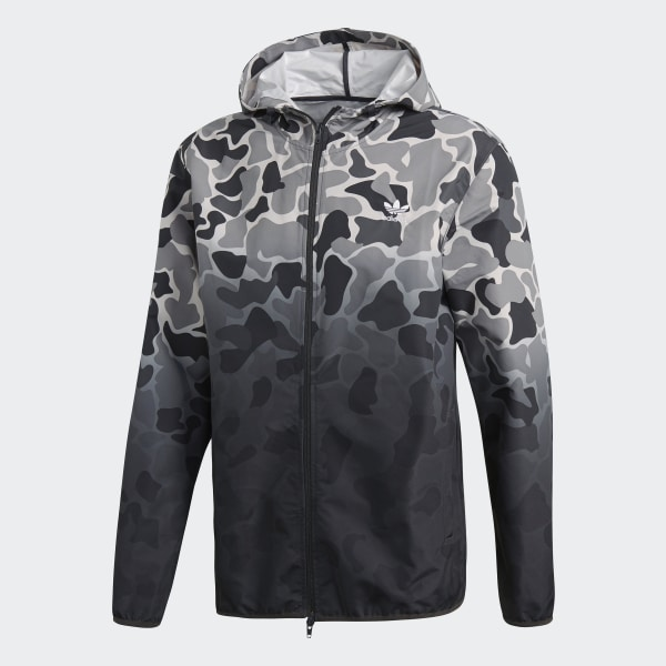 arrives fast delivery affordable price adidas Camouflage Windbreaker - Multicolor | adidas Australia