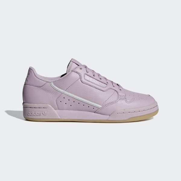 adidas Continental 80 Shoes - Purple | adidas US
