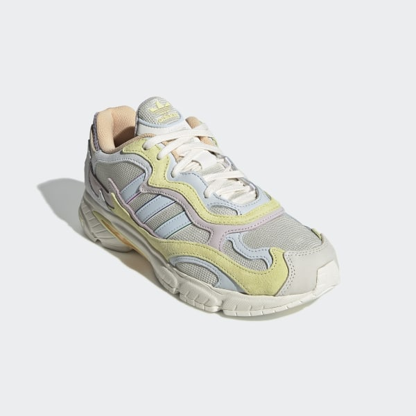 adidas Temper Run Pride Shoes White | adidas US