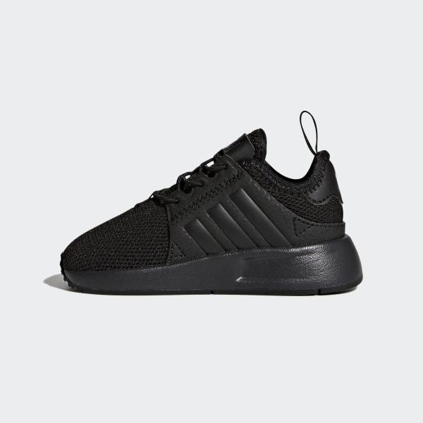Adidas Preschool X_PLR Core Black | Boys Black Adidas X PLR