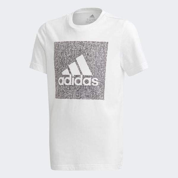 adidas Must Haves Badge Of Sport Crew Sweatshirt Lyserød