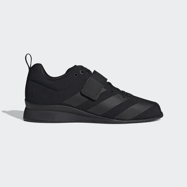 various styles Adidas Black Essential Star 2.0 Shoes Men's