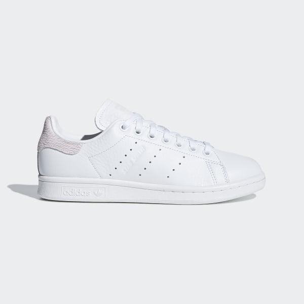 Zapatillas adidas Stan Smith W para mujer en color blanco