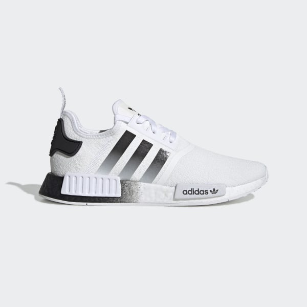 adidas NMD_R1 Shoes White | adidas US