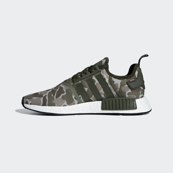 adidas NMD_R1 Shoes Brown | adidas US