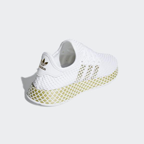 adidas Deerupt Runner Shoes - White | adidas Australia