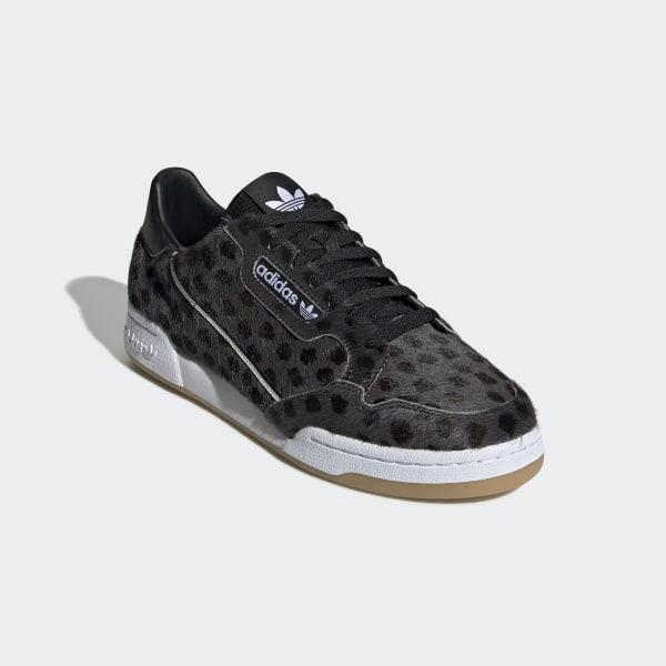 adidas Continental 80 Schoenen - Zwart   adidas Officiële Shop