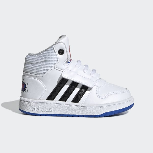 Sapatos Hoops Mid 2.0