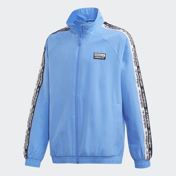 adidas veste performance bleu