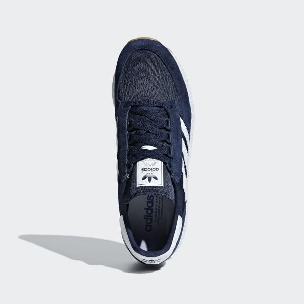 adidas Mens Originals Forest Grove Shoes Collegiate Navy B41529