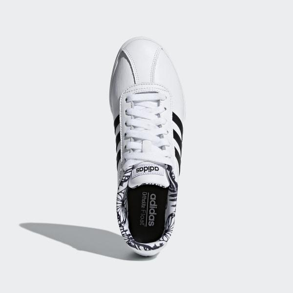 Weiße Adidas Sneaker (Ortholite Sohle)