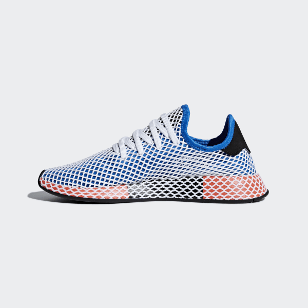 adidas Deerupt Runner Herren Sneaker Grün 43 13