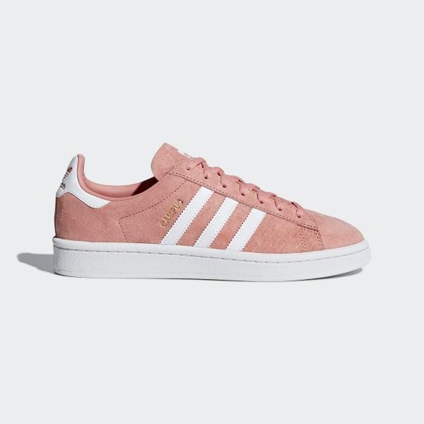 adidas campus rosa chiaro