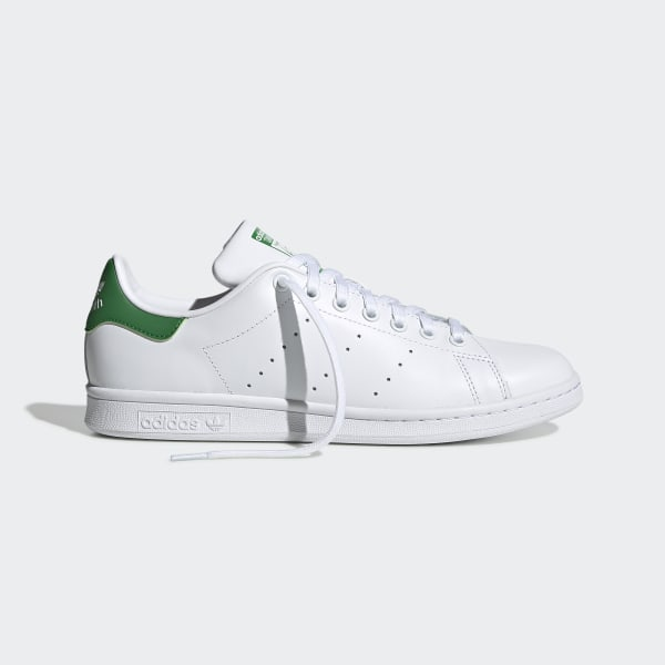 Details about Adidas Stan Smith Adicolor $100 Men's Low Top Sneakers Shoes Sz 13 White Leather