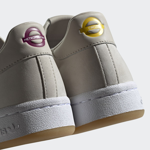where can i buy cheapest sale adidas Originals x TfL Continental 80 Shoes - Brown | adidas Ireland