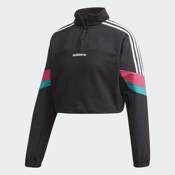 Adidas Women's Originals Crop Top black (GC8776) ab 48,50