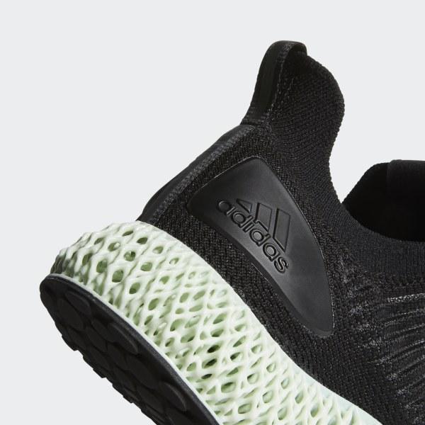 adidas Alphaedge 4D Shoes Black | adidas US
