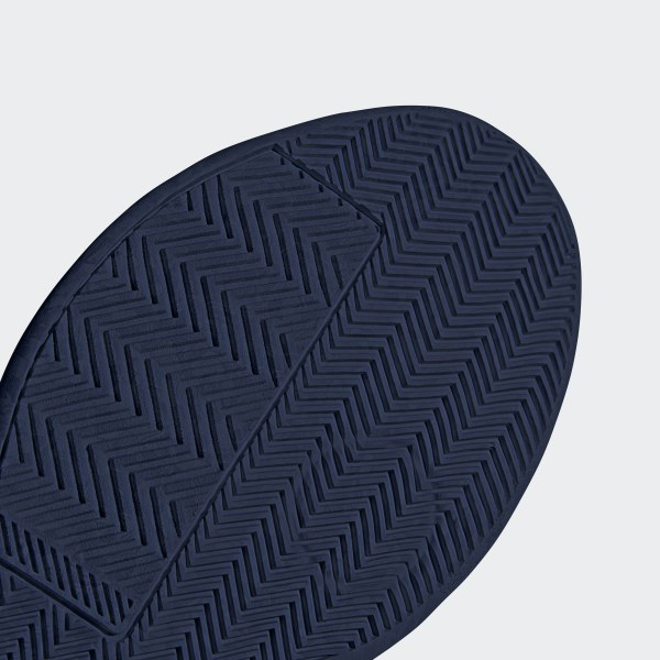 Blå adidas Top Ten Damesko Med snøre