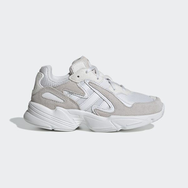 Yung-96 Chasm Schoenen Crystal White / Crystal White / Cloud White EF9161