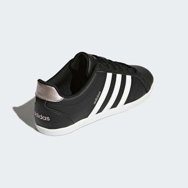 adidas VS CONEO QT Shoes Black | adidas Australia