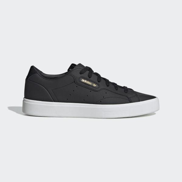 adidas Sleek Shoes Black | adidas US