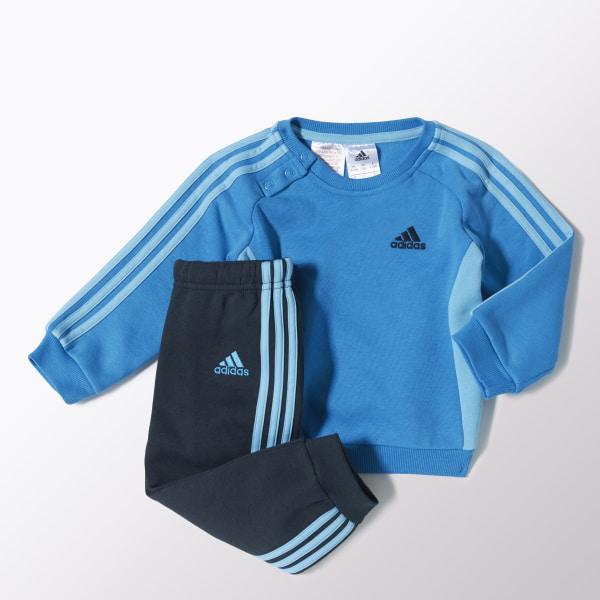 elegir original encanto de costo mejor lugar para adidas Conjunto 3 Tiras Bebé - Azul | adidas Argentina