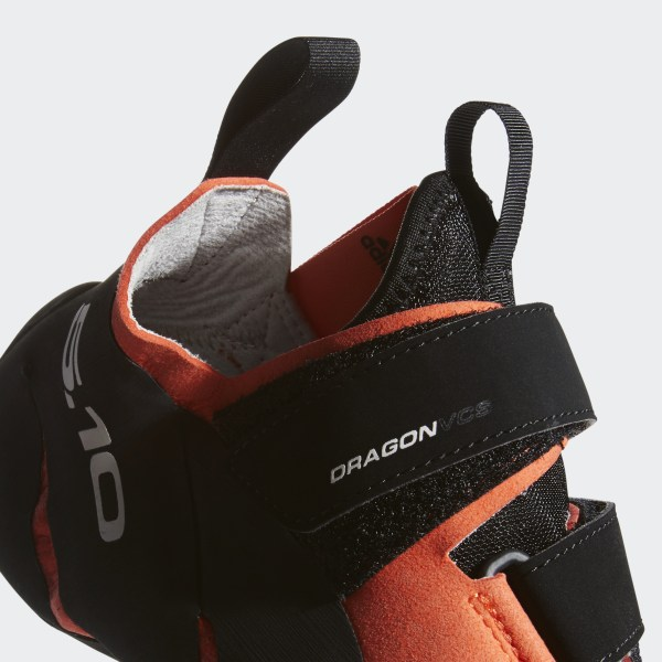 Chausson d'escalade Five Ten Dragon VCS Orange adidas