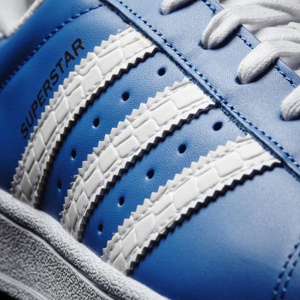 rozmiar 40 szczegóły dla sklep dyskontowy adidas Tenis Superstar - Azul   adidas Colombia