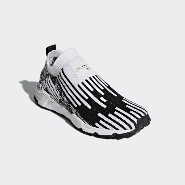 new styles first rate new lifestyle adidas EQT Support Sock Primeknit Shoes - White | adidas US