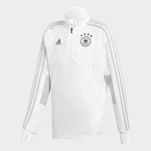 adidas Duitsland Trainingsshirt Wit | adidas Officiële Shop