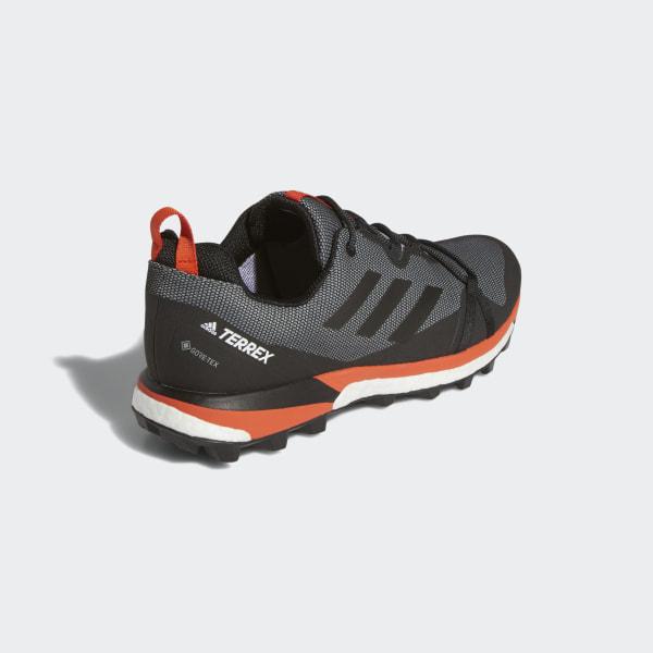 Details zu adidas Terrex Skychaser LT GTX Mens Trail Running Shoes Grey