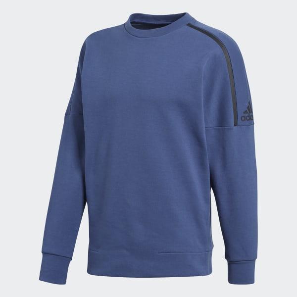adidas Logo Crewneck sweatshirt Hvid adidas Denmark adidas Denmark