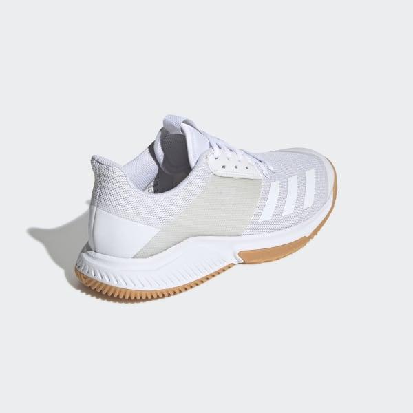 adidas Crazyflight Team Shoes - White | adidas UK