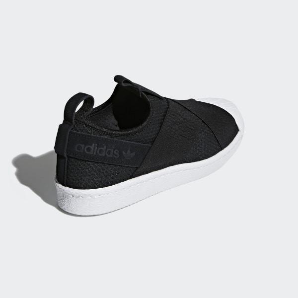 Zapatillas Superstar Slip On W Negro adidas | adidas Peru