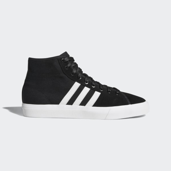 adidas Matchcourt High RX Shoes Black | adidas Australia