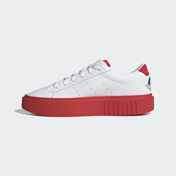 adidas Sleek Super Shoes White | adidas US