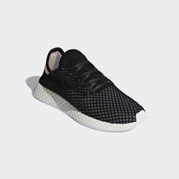 urok kosztów tanie z rabatem wyprzedaż ze zniżką adidas Deerupt Runner Shoes - Black   adidas US