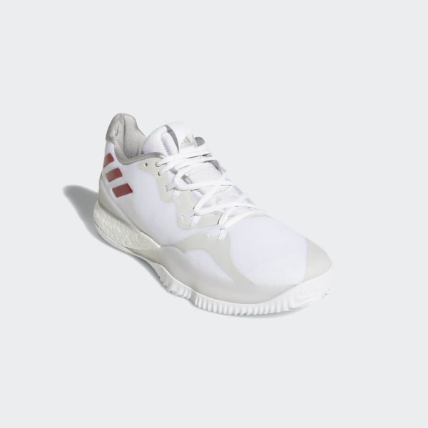 2019 Adidas Crazy Light Boost 2018 Low Summer Pack White Men