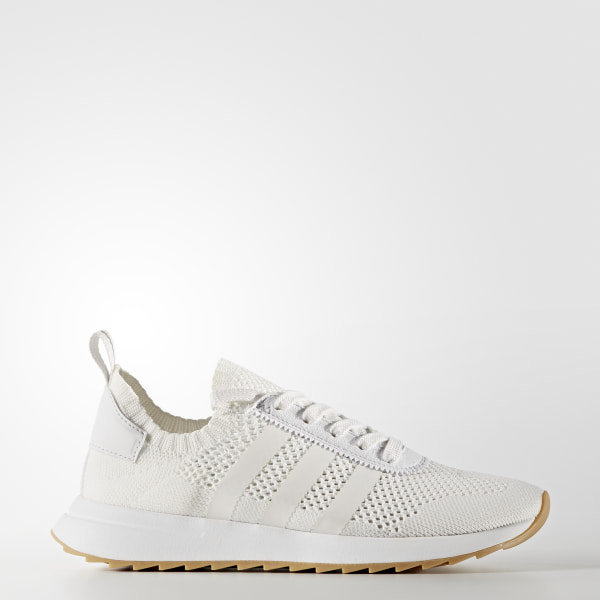 2019 best sell hot-selling real 50-70%off adidas Primeknit FLB Shoes - White   adidas Australia