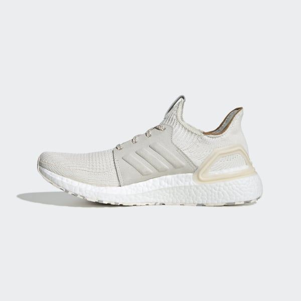 Universal Works adidas Ultra Boost 19 White Brown Release