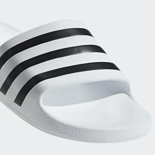 adidas aqua adilette weiß