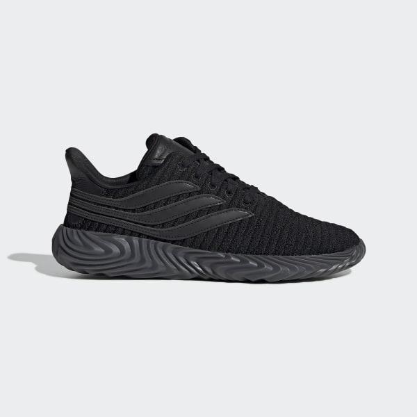 zegarek odebrane tani adidas Sobakov Shoes - Black | adidas Belgium