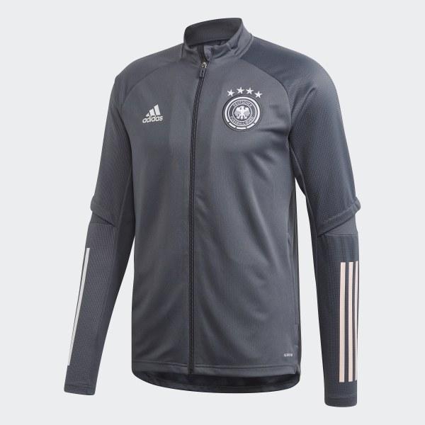 Veste d'entraînement Allemagne Gris adidas | adidas Switzerland
