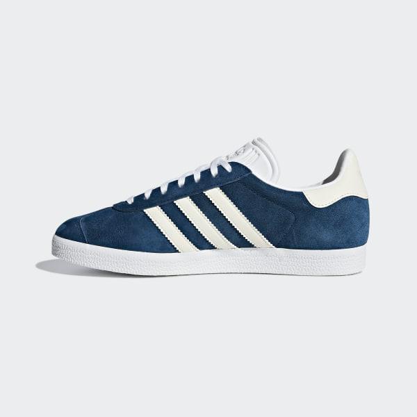 adidas gazelle blu marine