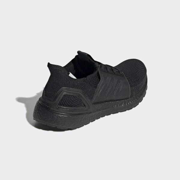 Ultraboost 19 Shoes Core Black / Core Black / Solar Orange EF1345