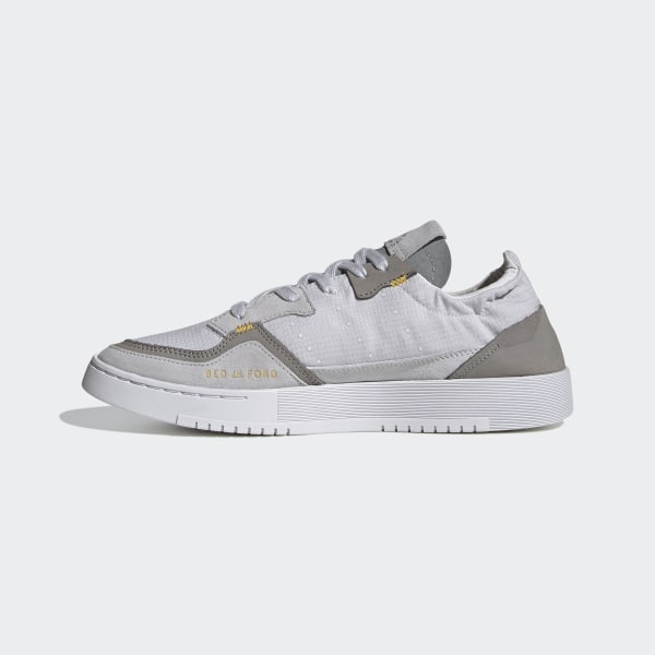 adidas Superstar J W shoes white silver   WeAre Shop