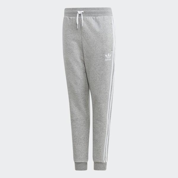 adidas Fleece Jogginghose Grau   adidas Deutschland