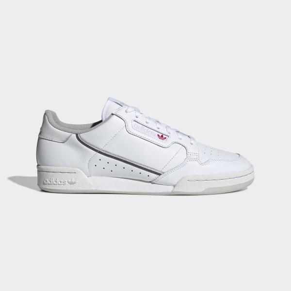 adidas Continental 80 Schuh Weiß | adidas Austria