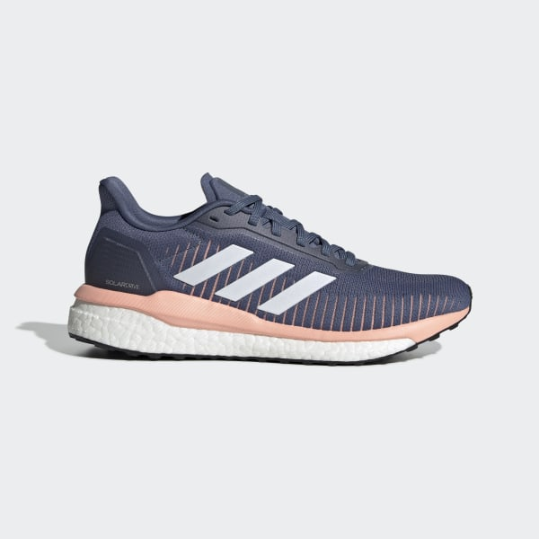 Adidas Solar Boost ST 19 white purple orange