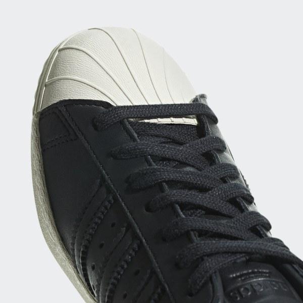 adidas Superstar 80s Schuh Schwarz | adidas Switzerland